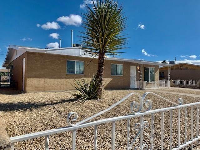 672 Cortez Drive, El Paso, TX 79905 (MLS #840133) :: Preferred Closing Specialists