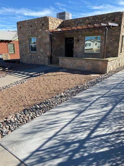 3016 Fort Blvd NW, El Paso, TX 79930 (MLS #840172) :: Preferred Closing Specialists