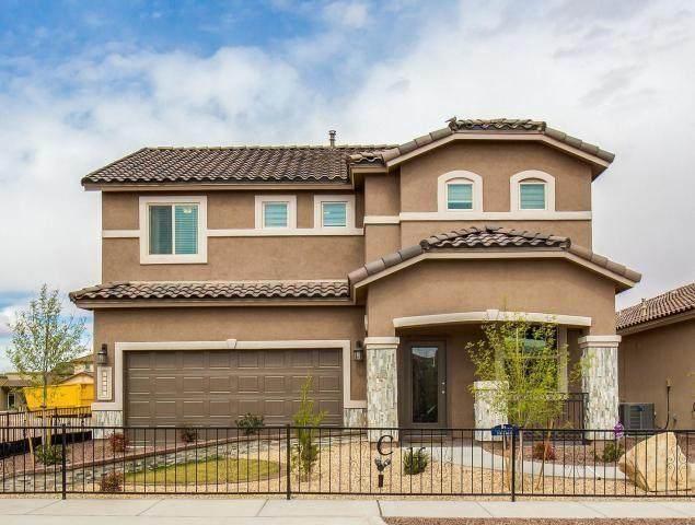 13625 Ness Avenue, Horizon City, TX 79928 (MLS #840226) :: The Purple House Real Estate Group