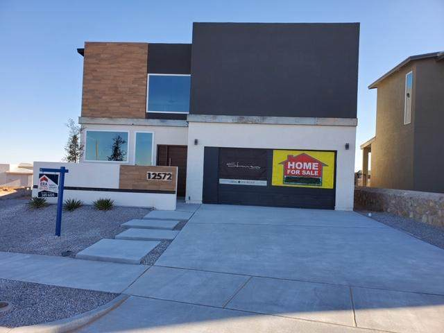 12572 Barbaro Way, El Paso, TX 79928 (MLS #840761) :: Preferred Closing Specialists