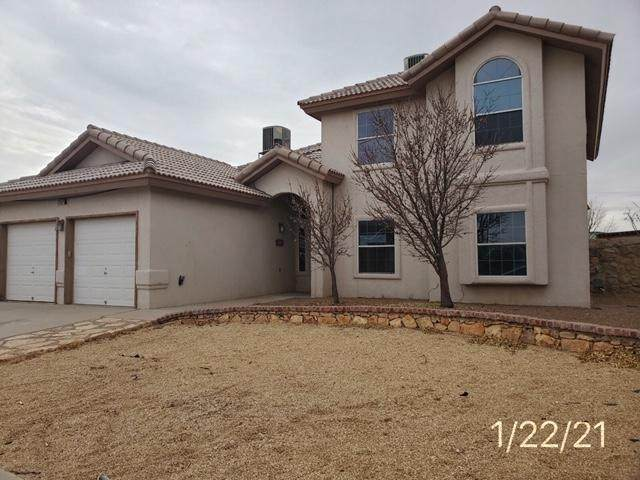 3521 Tierra Lorena Drive, El Paso, TX 79938 (MLS #841120) :: Preferred Closing Specialists