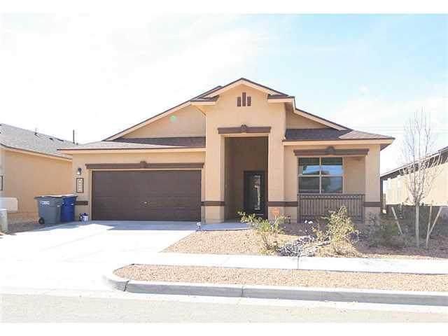 4921 Adrian Campos Street, El Paso, TX 79938 (MLS #841439) :: Preferred Closing Specialists