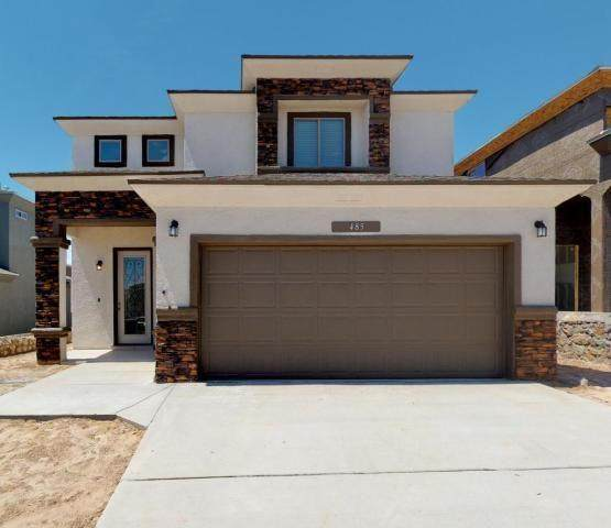 14752 William Meshel, El Paso, TX 79938 (MLS #841481) :: The Purple House Real Estate Group