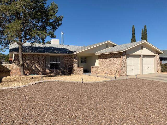1721 Ron Cerrudo Street, El Paso, TX 79936 (MLS #841757) :: Mario Ayala Real Estate Group
