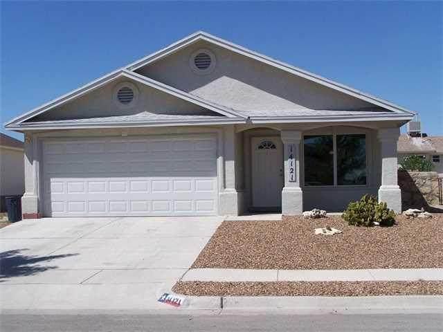 14121 Peter Noyes, Horizon City, TX 79928 (MLS #841907) :: The Purple House Real Estate Group