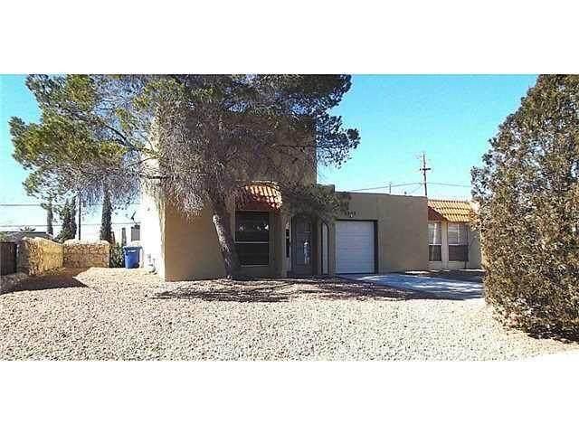 6850 Alto Rey Avenue A & B, El Paso, TX 79912 (MLS #841917) :: Mario Ayala Real Estate Group