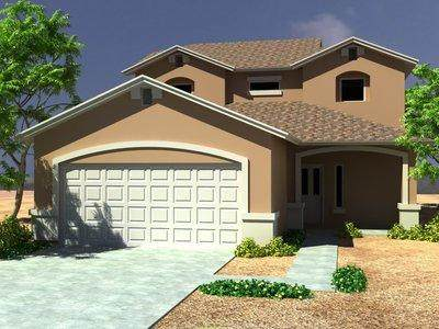 229 Ilchester Way, El Paso, TX 79928 (MLS #841978) :: The Matt Rice Group