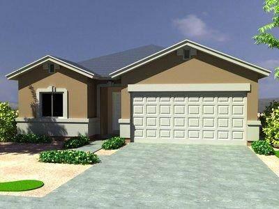 217 Ilchester Way, El Paso, TX 79928 (MLS #841980) :: The Matt Rice Group