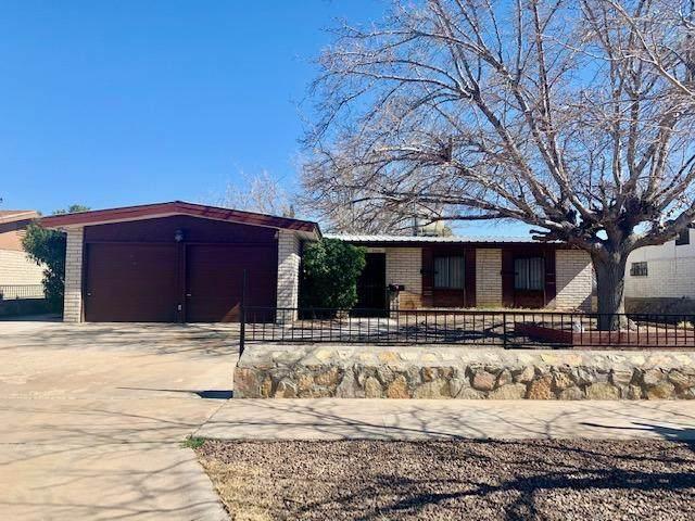 9908 Minuteman Street, El Paso, TX 79924 (MLS #841999) :: The Matt Rice Group