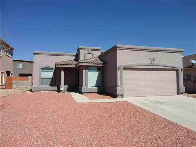 14389 Whisper Mare Court, El Paso, TX 79938 (MLS #842007) :: Mario Ayala Real Estate Group