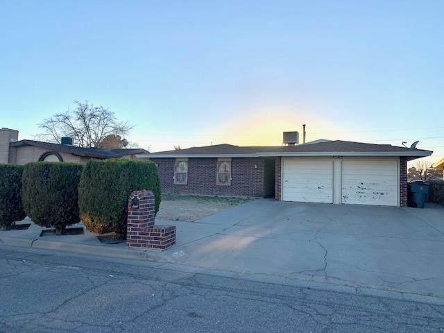 1723 Jerry Abbott Street, El Paso, TX 79936 (MLS #842155) :: The Purple House Real Estate Group