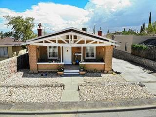 2304 Federal Avenue A & B, El Paso, TX 79930 (MLS #842212) :: Mario Ayala Real Estate Group