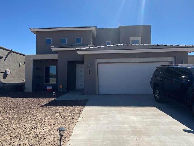 244 S Manzanita Drive, El Paso, TX 79928 (MLS #842268) :: Mario Ayala Real Estate Group