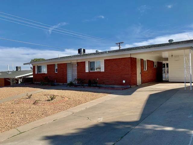 3410 Hercules Avenue, El Paso, TX 79904 (MLS #842527) :: Preferred Closing Specialists