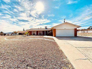 235 Ridgemont Drive, El Paso, TX 79912 (MLS #842837) :: Summus Realty