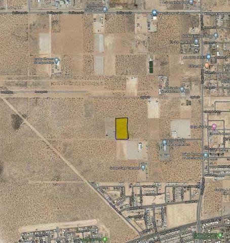 0000 Berryville Street, El Paso, TX 79928 (MLS #843137) :: Preferred Closing Specialists