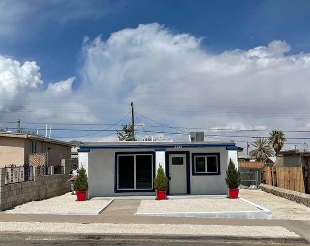 3609 Fillmore Avenue, El Paso, TX 79930 (MLS #843337) :: The Matt Rice Group