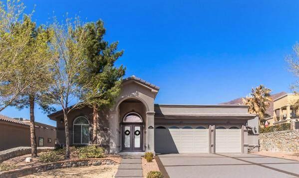 6201 Franklin Hawk Avenue, El Paso, TX 79912 (MLS #843550) :: Red Yucca Group