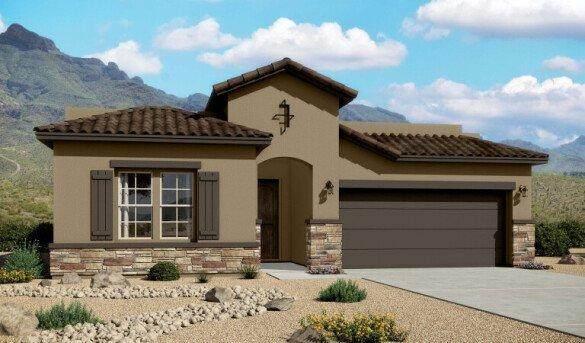 245 Emerald Sun Drive, Horizon City, TX 79928 (MLS #843861) :: Preferred Closing Specialists