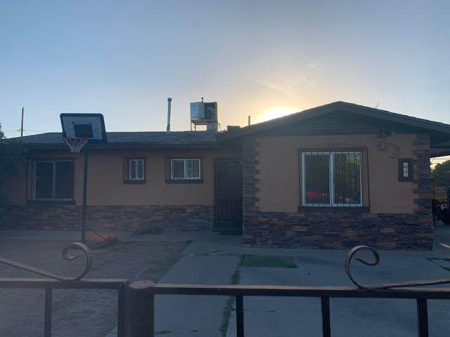 649 Cortez Drive, El Paso, TX 79905 (MLS #843913) :: Preferred Closing Specialists