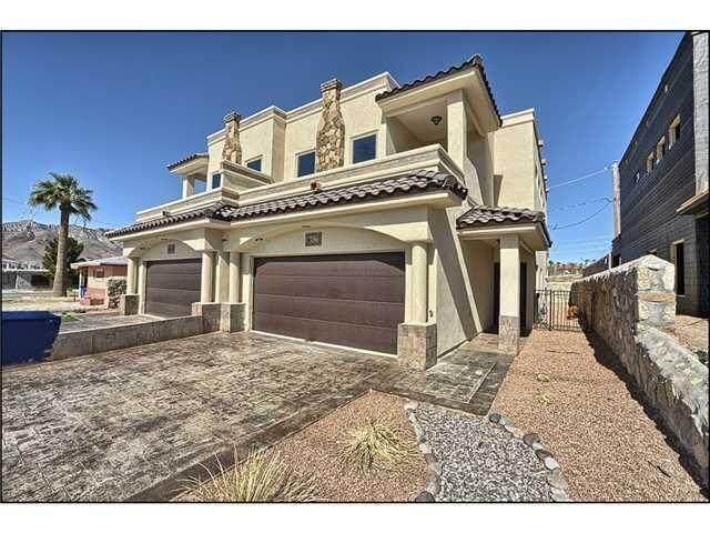 4507 Nashville Avenue B, El Paso, TX 79903 (MLS #844324) :: The Purple House Real Estate Group