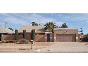 1824 Chris Scott Drive, El Paso, TX 79936 (MLS #844329) :: The Purple House Real Estate Group