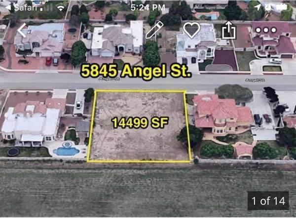 5845 Angel Street, El Paso, TX 79932 (MLS #844596) :: The Matt Rice Group