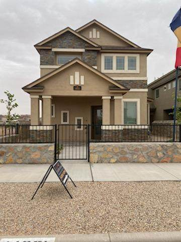 14647 Pebble Hills Boulevard, El Paso, TX 79938 (MLS #845166) :: Mario Ayala Real Estate Group