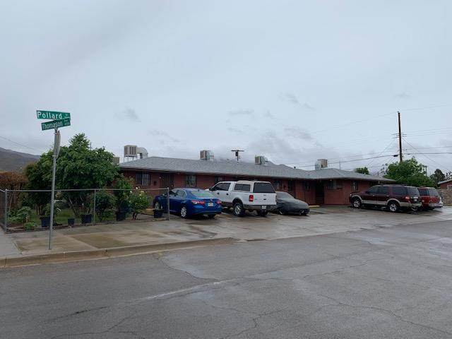 4031 Thomason, El Paso, TX 79904 (MLS #845279) :: Summus Realty