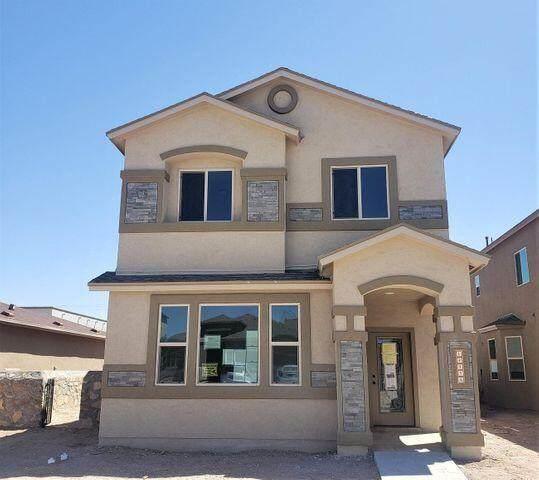 14655 Pebble Hills Boulevard, El Paso, TX 79938 (MLS #845284) :: Preferred Closing Specialists