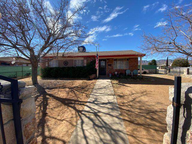 10285 Cermac Street, El Paso, TX 79924 (MLS #845293) :: Mario Ayala Real Estate Group