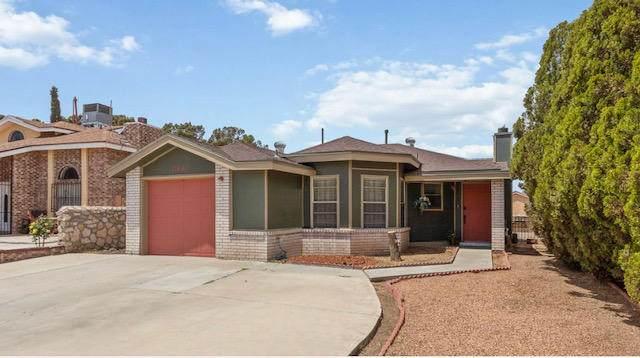 11821 Frank Shorter Ln Lane, El Paso, TX 79936 (MLS #845368) :: Summus Realty