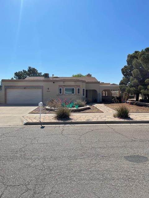 1684 Bing Crosby Drive, El Paso, TX 79936 (MLS #845517) :: Preferred Closing Specialists