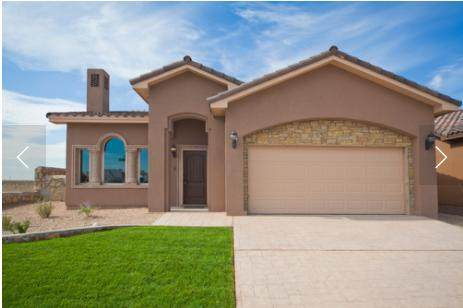 3657 Surmise St Street, El Paso, TX 79938 (MLS #845752) :: Preferred Closing Specialists