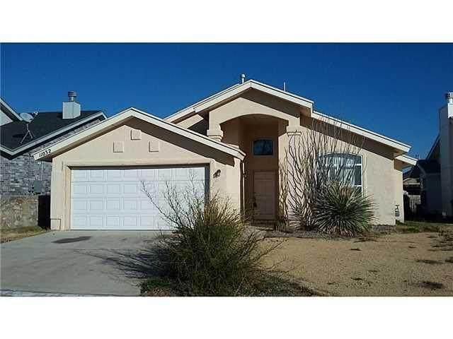 11032 Thatcher Pond Lane, El Paso, TX 79934 (MLS #845766) :: Preferred Closing Specialists