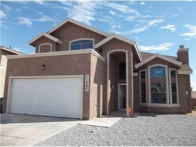 11280 Northview, El Paso, TX 79934 (MLS #846092) :: The Matt Rice Group