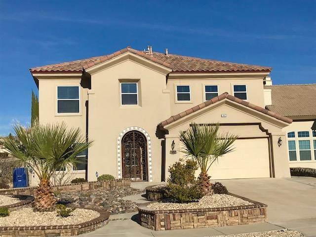 362 El Camino Drive, El Paso, TX 79912 (MLS #846138) :: The Purple House Real Estate Group