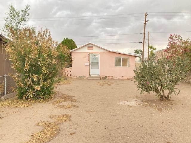 3723 Tularosa Avenue, El Paso, TX 79903 (MLS #846141) :: Summus Realty