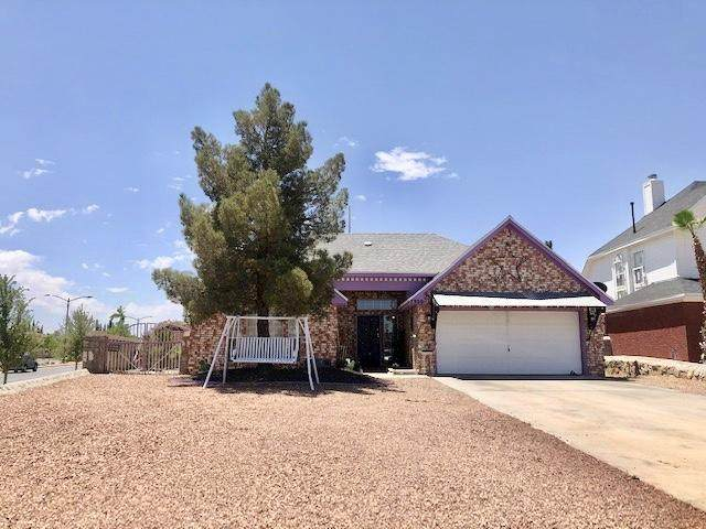 7300 Desierto Maiz Court, El Paso, TX 79912 (MLS #846196) :: Jackie Stevens Real Estate Group