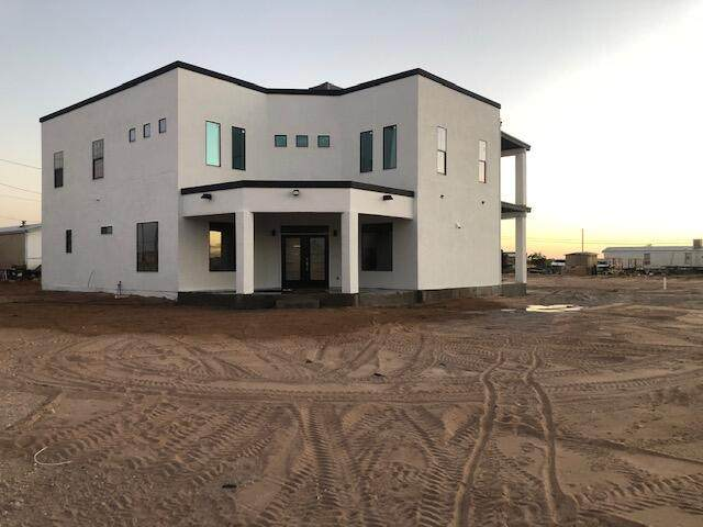 817 Jonespoint Place Place, El Paso, TX 79928 (MLS #846237) :: The Purple House Real Estate Group