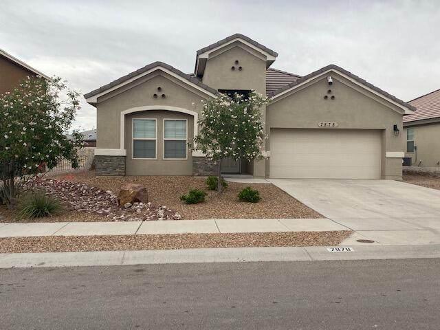 7878 Enchanted Cir Drive, El Paso, TX 79911 (MLS #846403) :: Summus Realty
