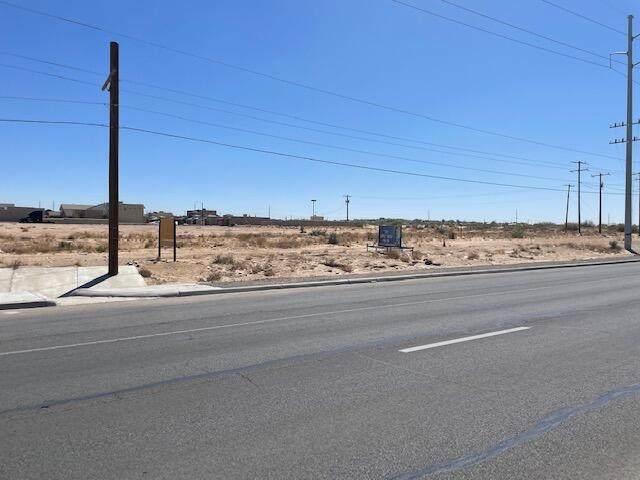 13695 Gateway Boulevard W, El Paso, TX 79928 (MLS #846474) :: Red Yucca Group
