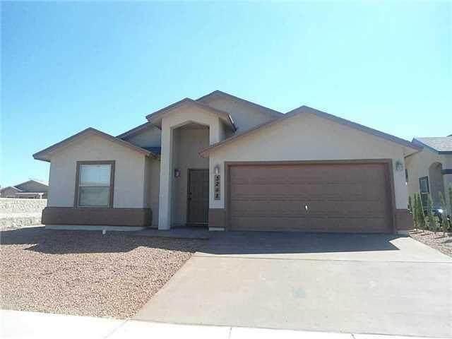 3248 Muddy Point Lane, El Paso, TX 79938 (MLS #846847) :: Mario Ayala Real Estate Group