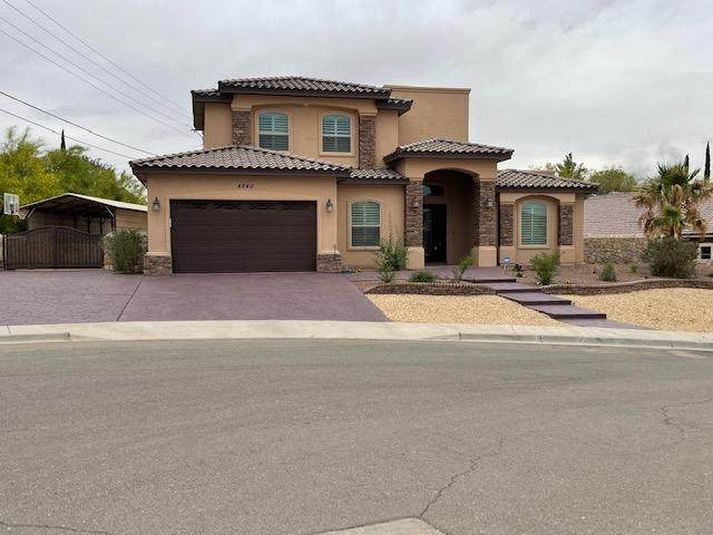 4240 Camelot Drive, El Paso, TX 79912 (MLS #846967) :: The Purple House Real Estate Group