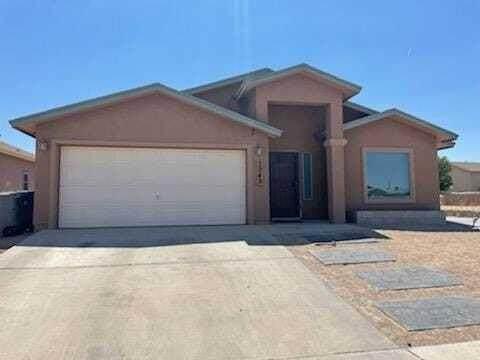 3249 Muddy Point Lane, El Paso, TX 79938 (MLS #847149) :: Mario Ayala Real Estate Group