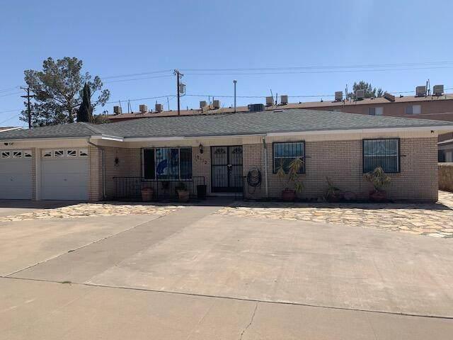 10112 Palmetto Drive, El Paso, TX 79925 (MLS #847339) :: The Matt Rice Group