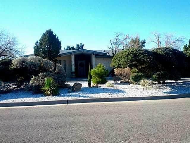 120 Northwind Drive, El Paso, TX 79912 (MLS #847407) :: Jackie Stevens Real Estate Group