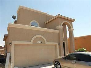 3148 Blue Dirt Circle, El Paso, TX 79938 (MLS #847439) :: The Purple House Real Estate Group