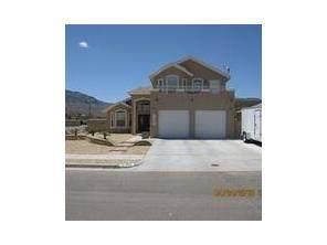 11001 Duster Drive, El Paso, TX 79934 (MLS #847508) :: Summus Realty