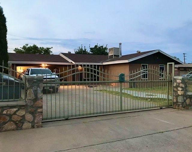 4809 Blossom Avenue, El Paso, TX 79924 (MLS #847569) :: Preferred Closing Specialists